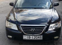 هونداي سوناتا 2009 للبيع بحالة جيده جدا 2400 CC وارد الوكالة