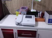 مختبر للبيع مقابل م اليرموك
