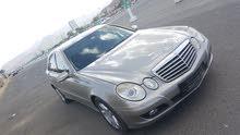 مرسيدس E200 2009