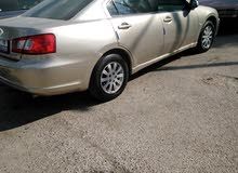 For sale 2009 Gold Galant