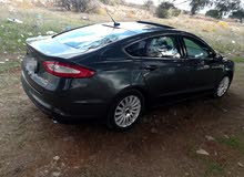Automatic Grey Ford 2015 for sale
