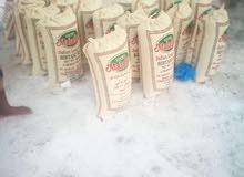للبيع ملح طبيعي خالي من مواد متكرر وصحي