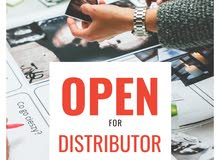 open for distributors