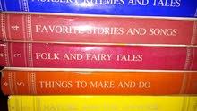 5 مجلدات للشباب بالانجليزية نادرة