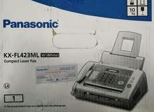 فاكس Panasonic ليزر  للبيع