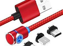 charging cable type c and iphone كوابل شحن ممتازه