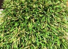 عشب صناعي مستورد اصلي ترتان للحدائق لكافه الاستخدامات