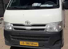 White Toyota Hiace 2012 for sale