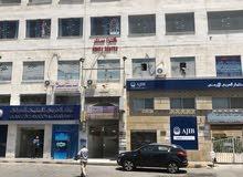 مكاتب تجاريه حديثه البناء للإيجار في طبربور - الشارع الرءيسي