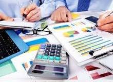 محاسب ومدقق ضريبي معتمد