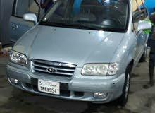 Hyundai Trajet 2004 For sale - Grey color