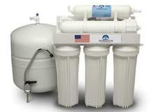 فلاتر مياه قطع أمريكي تجميع تايوان  كفاله 7سنوات     9مراحل أفضل جهاز