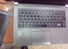 جهاز لابتوب توشيبا  استعمال ابريطاني كور 7 الجيل الرابع