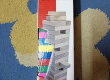 لعبه خشبيه برج جنكا مل للأطفال للبيع