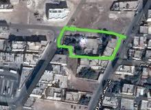 ارض للبيع مادبا - الحي الشرقي - قرب مجمع الباصات