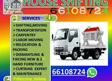 Movers, Packers and transportation!!!