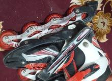 حذاء رياضي تزلج