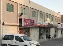 للايجار محلات تجاريه ابتداء من 120 دينار