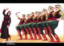 فرقة زفات اردنية وفلسطينية
