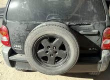 Jeep Liberty car for sale 2007 in Tripoli city