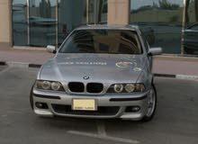 BMW 525  بحالة جيدة جدا