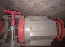 ماكينة تسنين مواسير حديد كهربائية للبيع