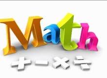 دروس خصوصيه /English teacher/math