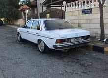 Gasoline Fuel/Power   Mercedes Benz E 230 1976