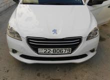 White Peugeot 301 2014 for sale