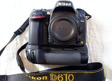 Nikon D610 (BODY ONLY)