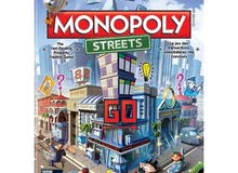 monopoly streets for sale