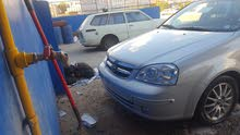 Silver Daewoo Lacetti 2006 for sale