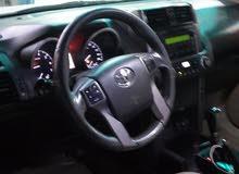 Toyota Prado 2011 For sale - Silver color