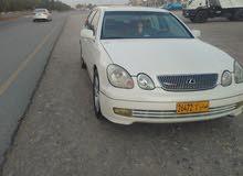 Lexus GS car for sale 2004 in Ibri city