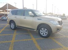 Used Nissan Patrol for sale in Sharjah