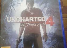 Uncharted 4 أنشارتد 4