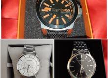 Three new Watches for sale - للبيع ساعات اصلية