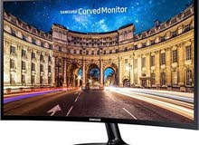 ‎‏Samsung 24CF390 24 Inch Curved Led Monitor