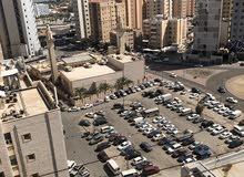غرفه للايجار في ميدان حولي امام دوار الشعب خلف الجمعية الجديدة
