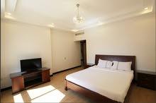للبيع او للايجار شقة فخمة جدا في  ابراج اللولو *برج الذهب*