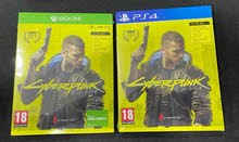 CYBERPUNK 2077 for PS4 XBOX1