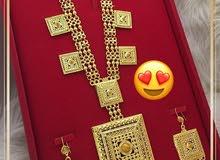مجوهرات مطلية