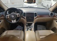 جيب كراند شيروكي 2012 للبيع....Jeep grand Cherokee limited 4x4 2012