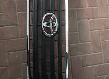 Toyota Land Cruiser 2009 Model Headlights & Grill