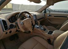 Porsche Cayenne 2013 under Porsche warranty