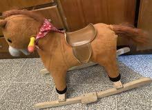 لعبة اطفال حصان