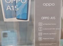 OPPO A15 DYNAMIC BLACK 32GB/3GB RAM