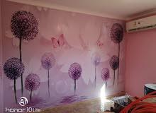 ورق حائط وتصمصم جرافك