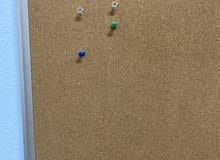 Cork/Pin Board - لوح فلين