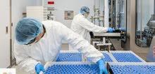 مصنع ادوية في العاشر من رمضان